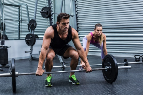 Strength and conditioning training is good for men and women