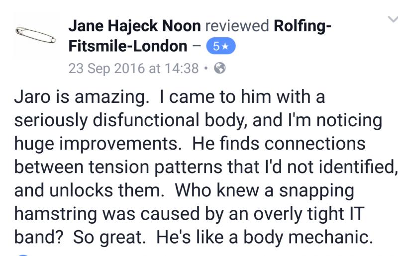 Client Testimonial - Jane Noon