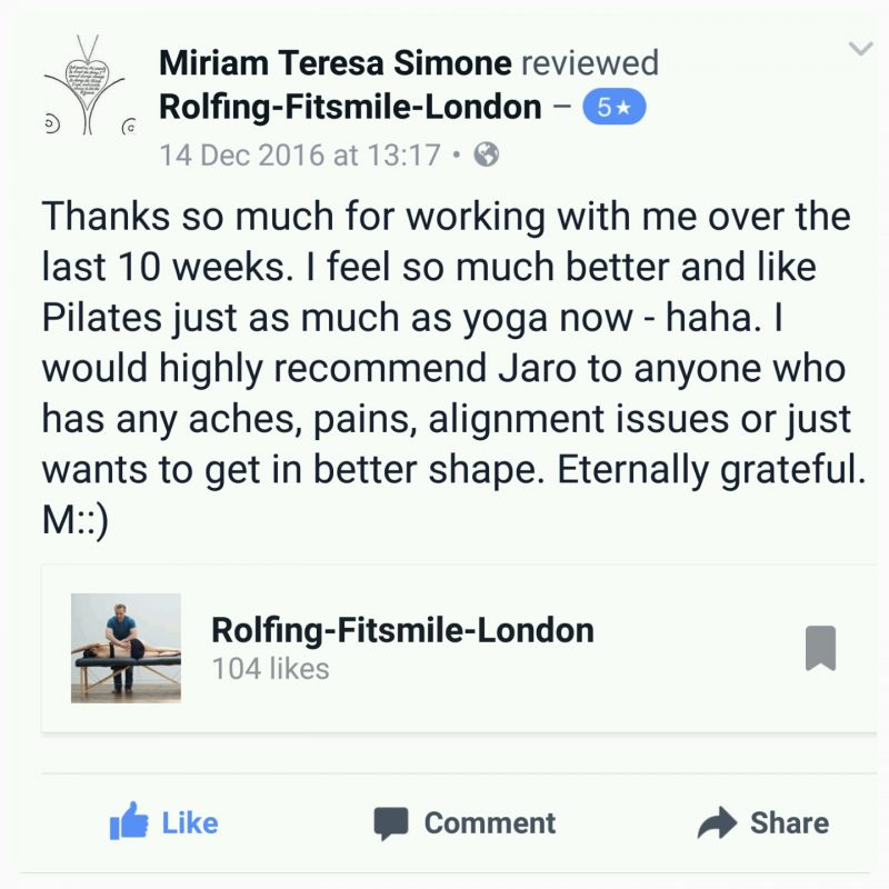 Client Testimonial - Miriam