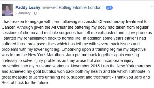 Client Testimonial - Paddy Leahy